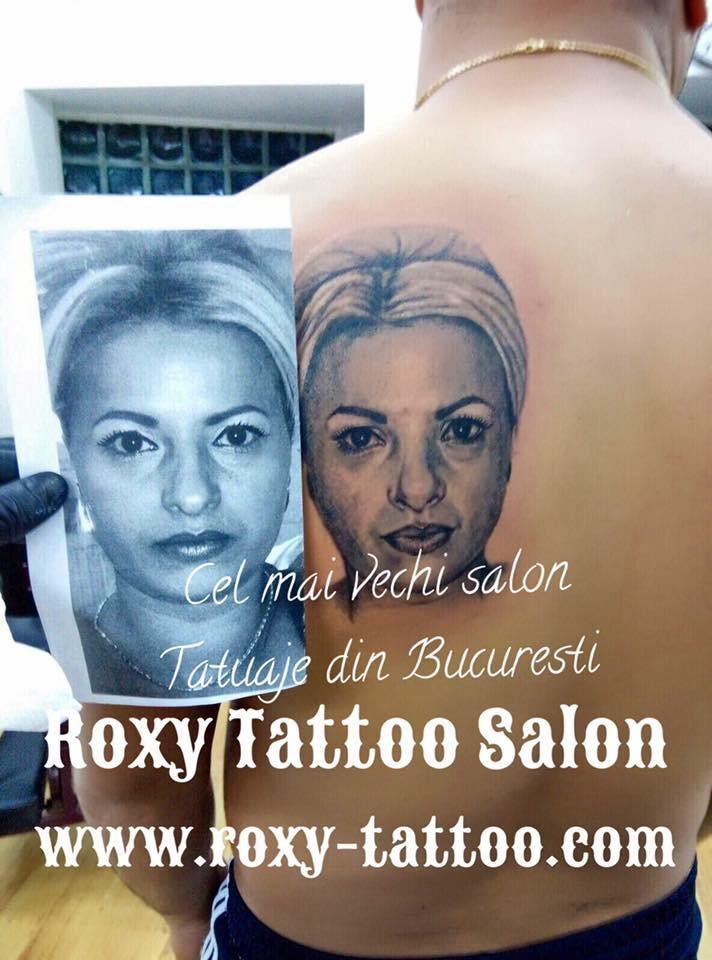 Salon Tattoo Roxy Bucuresti