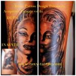 acoperire tatuaje bucuresti roxy tattoo
