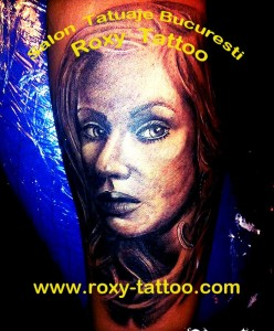 portret saloane tatuaje bucuresti roxy tattoo