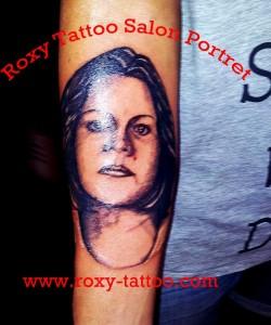 salon tatuaje bucuresti portret