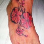 tatuaje laba piciorului