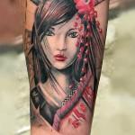 gheisa-tatoo