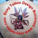 modele tatuaje fete spate saloane tatuaje roxy tattoo bucuresti