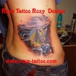 cal tatuaje Roxy