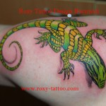 soparla tattoo tatuaj 3D color Roxy Tattoo Bucuresti