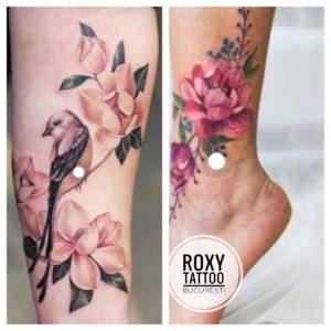 Roxy saloane Tatuaje Bucuresti