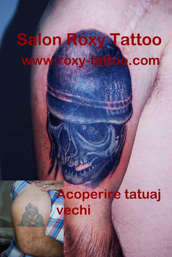 acoperire tatuaje vechi roxy bucuresti