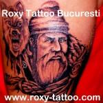 burebista caine tatuaje
