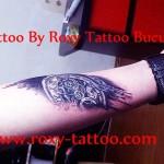 tatuaje baieti modele ceas antebrat roxy tattoo salon