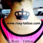 coroana tatuaje