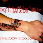 fluture salon tatuaje Bucuresti modele tatauje
