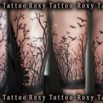 mana intreaga tatuaje modele