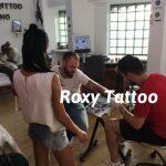 in salon Roxy