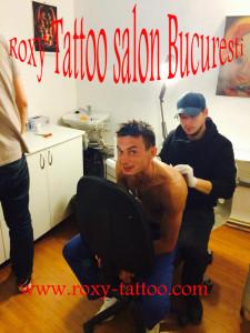 salon tatuaje bucuresti artist tauator