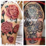 modele tatuaje fete mana roxy tattoo