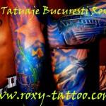 modele tatuaje mana sleeve mare