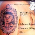 modele tatuaje copil  brat