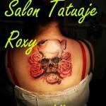modele tatuaje spate craniu
