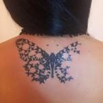 modele tatuaje fete fluturi fluture roxy