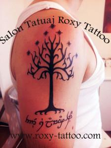 modele tatuaje pom scris elfa brat