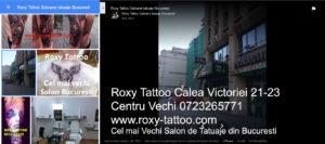 saloane tatuaje bucuresti tattoo