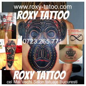 saloane de tatuaje roxy tattoo bucuresti