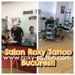 salon de tatauje bucuresti roxy tattoo
