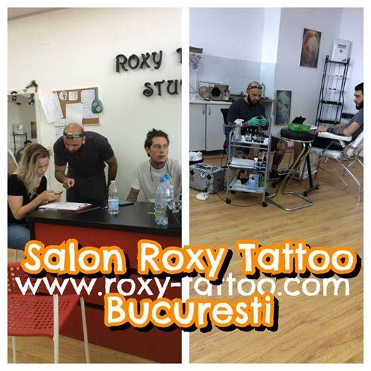 salon de tatauje bucuresti roxy tattoo