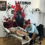 salon tatuaje bucuresti Roxy Tattoo