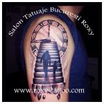 scara copil tatuaje modele