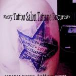 tatuaje bucuresti modele baieti brat stea roxy