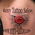 modele tatuaje biomecanic baieti