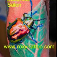 gandac roxy tattoo