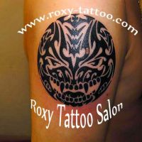 mandala tattoo roxy