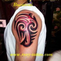 tatuaje-baieti-tribal tattoo roxy