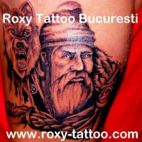 tatuaje decebal roxy tattoo